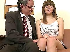 Dissolute banging just about young doll