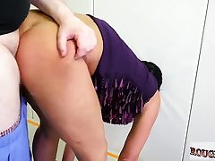 Ferocious harsh ass-fuck compilation and domination & submission bondage hard-core Talent