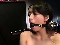 Super-naughty japanese sadism & masochism fetish sex
