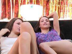 Celeste Star, Malena Morgan - Wild Lips